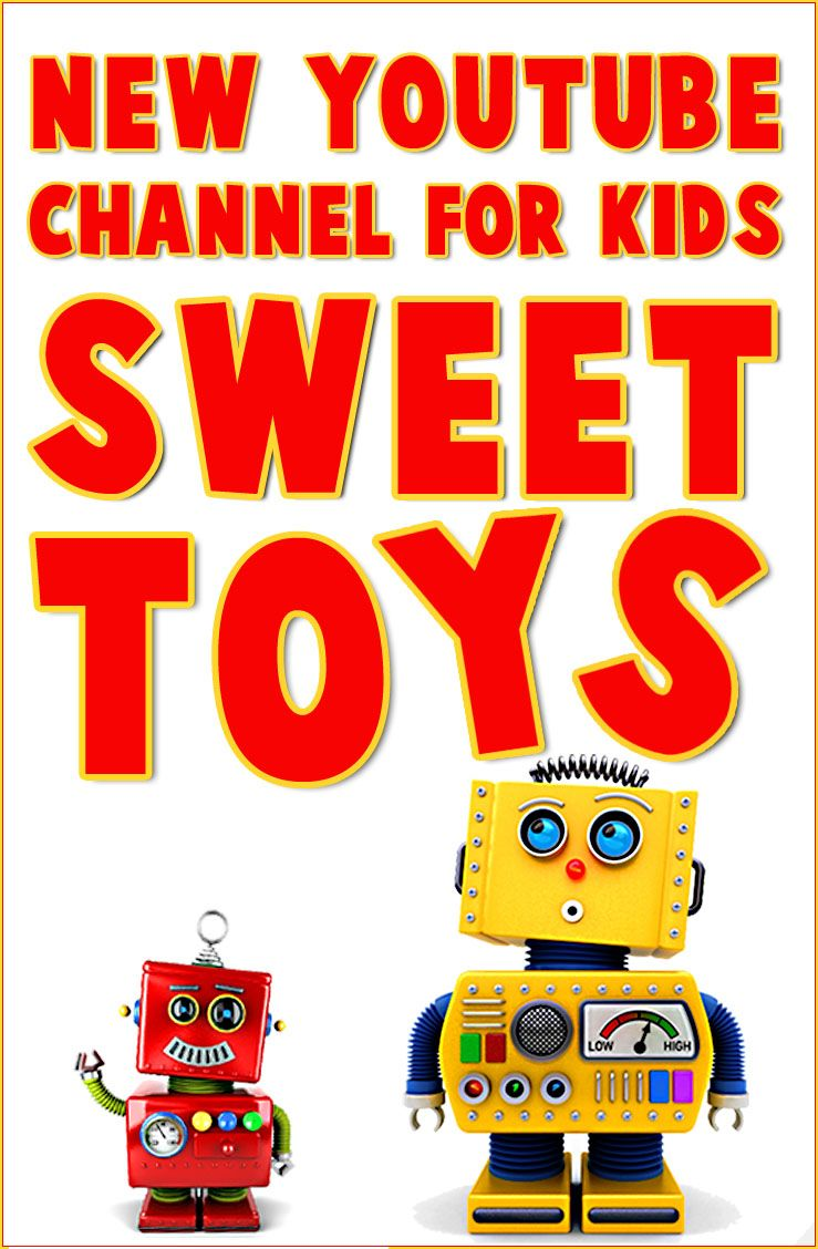 New Youtube Channel For Kids To Enjoy! Sweet Toys, Surprise Eggs ...