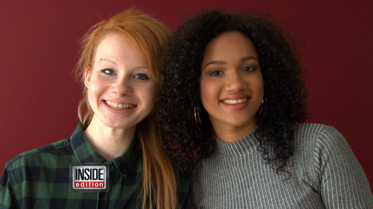These pretty teens are best friends and there's something else that might surprise you…believe it or not, they're twins!  Inside Edition tonight at 7 on 21 WFMJ.