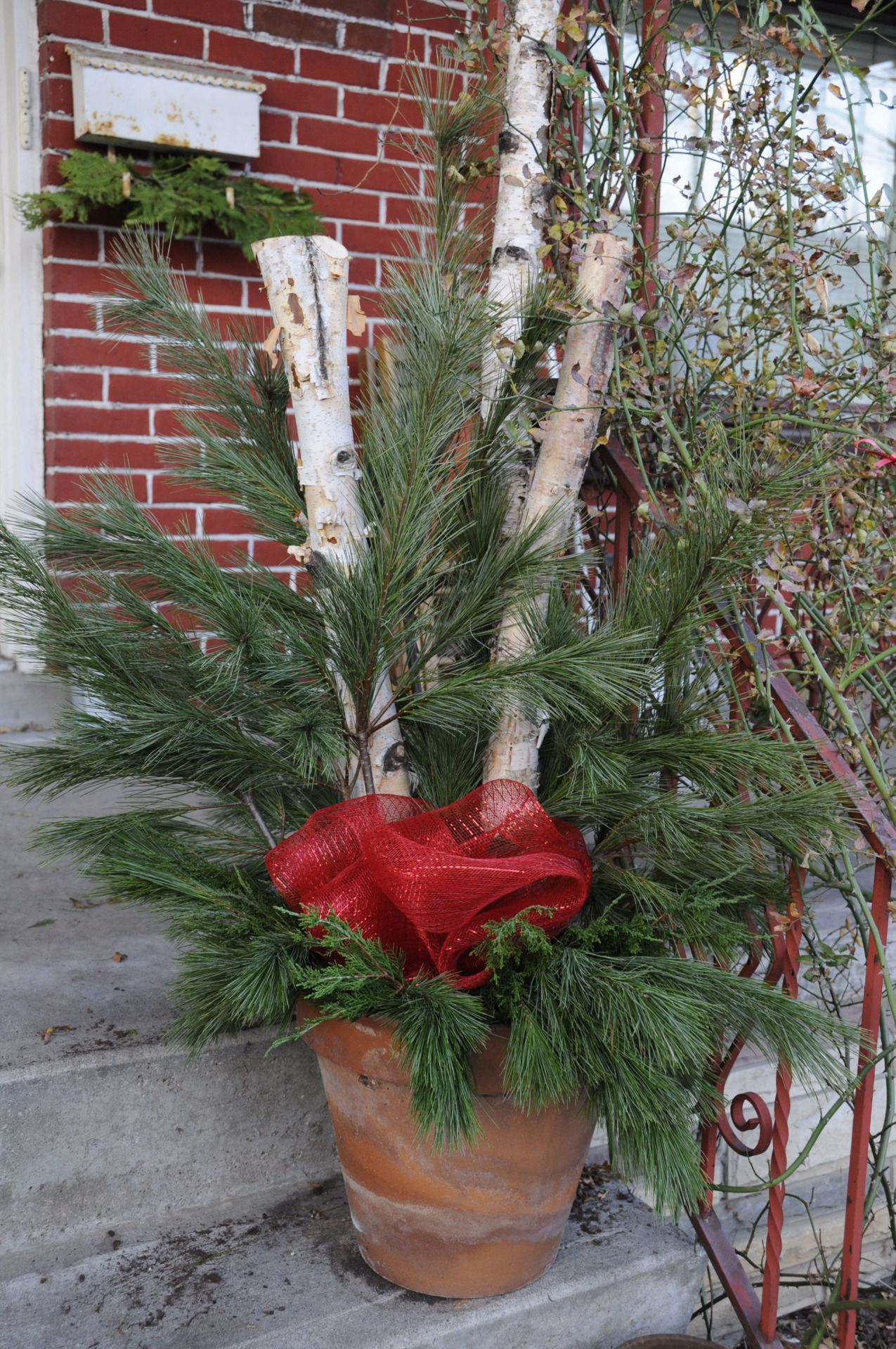 Christmas Decorations for the Home and the Store Recycled ...