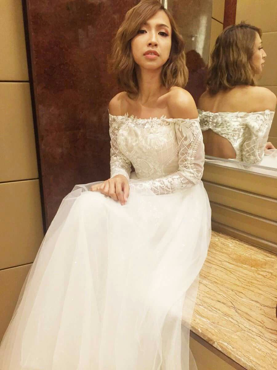 Delma (with Dorothy skirt\' Vivian Gown 2017 Collection Email us ...