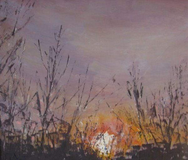 Jean Galt (Canadian) - Sunset