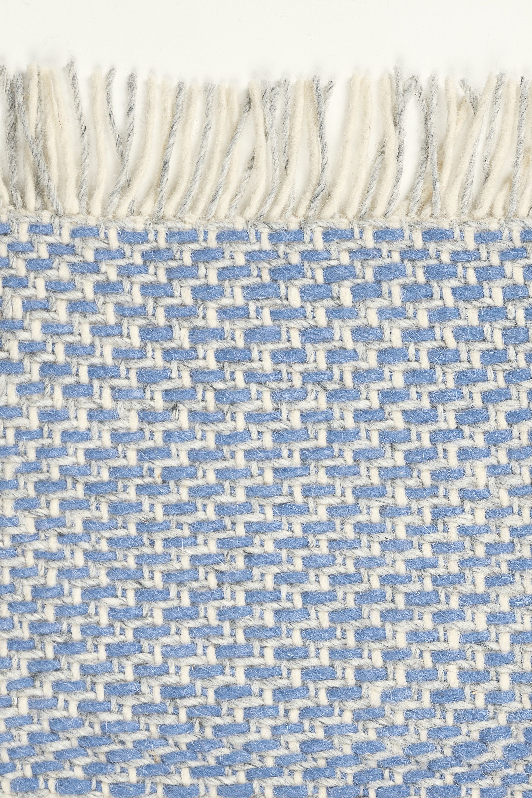 Craft Blue Rug Flat Woven Rugs In 2019 Texture
