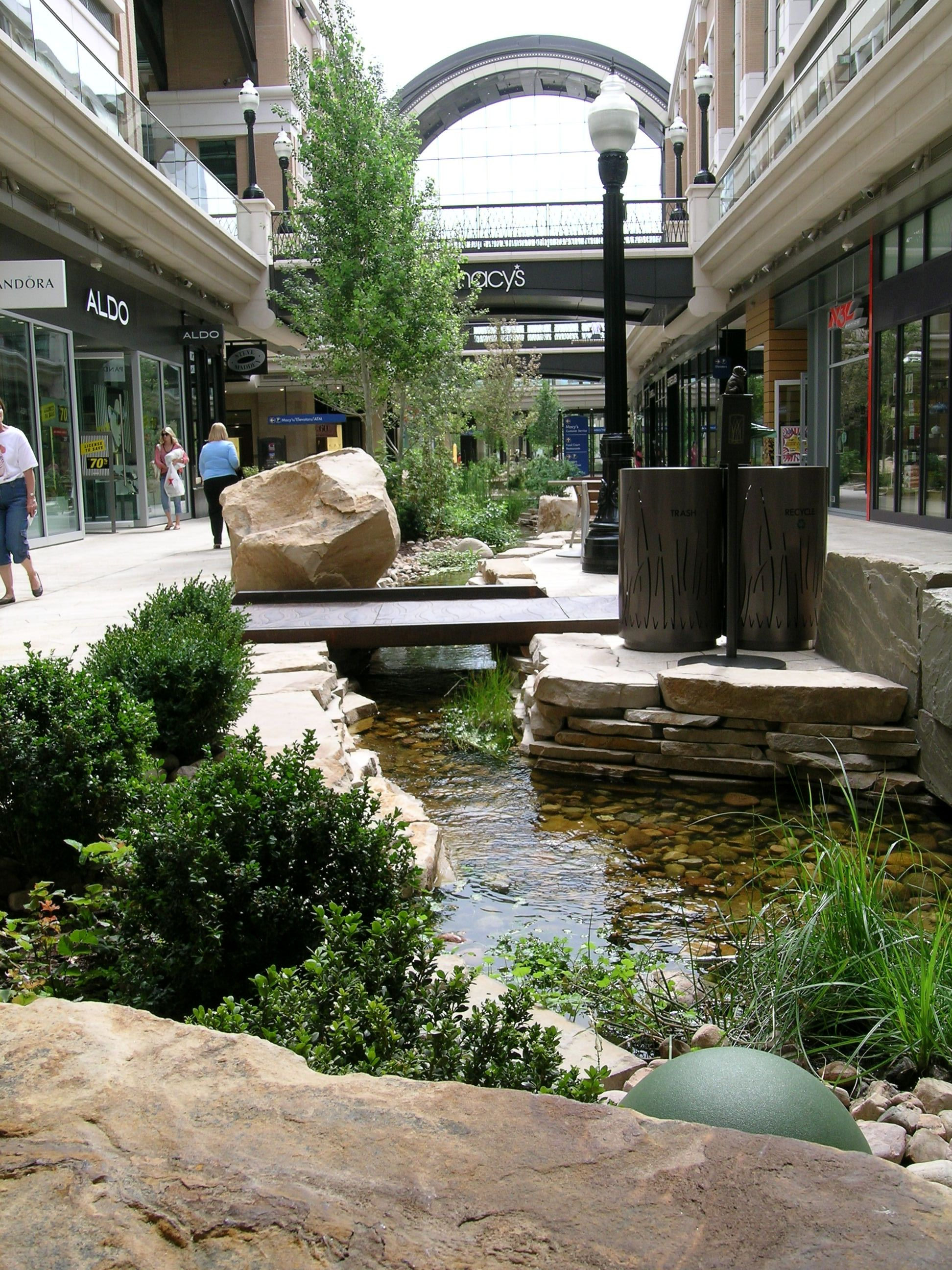 Water Cascade Landscape Architecture Google Search City Creek At Center Slc