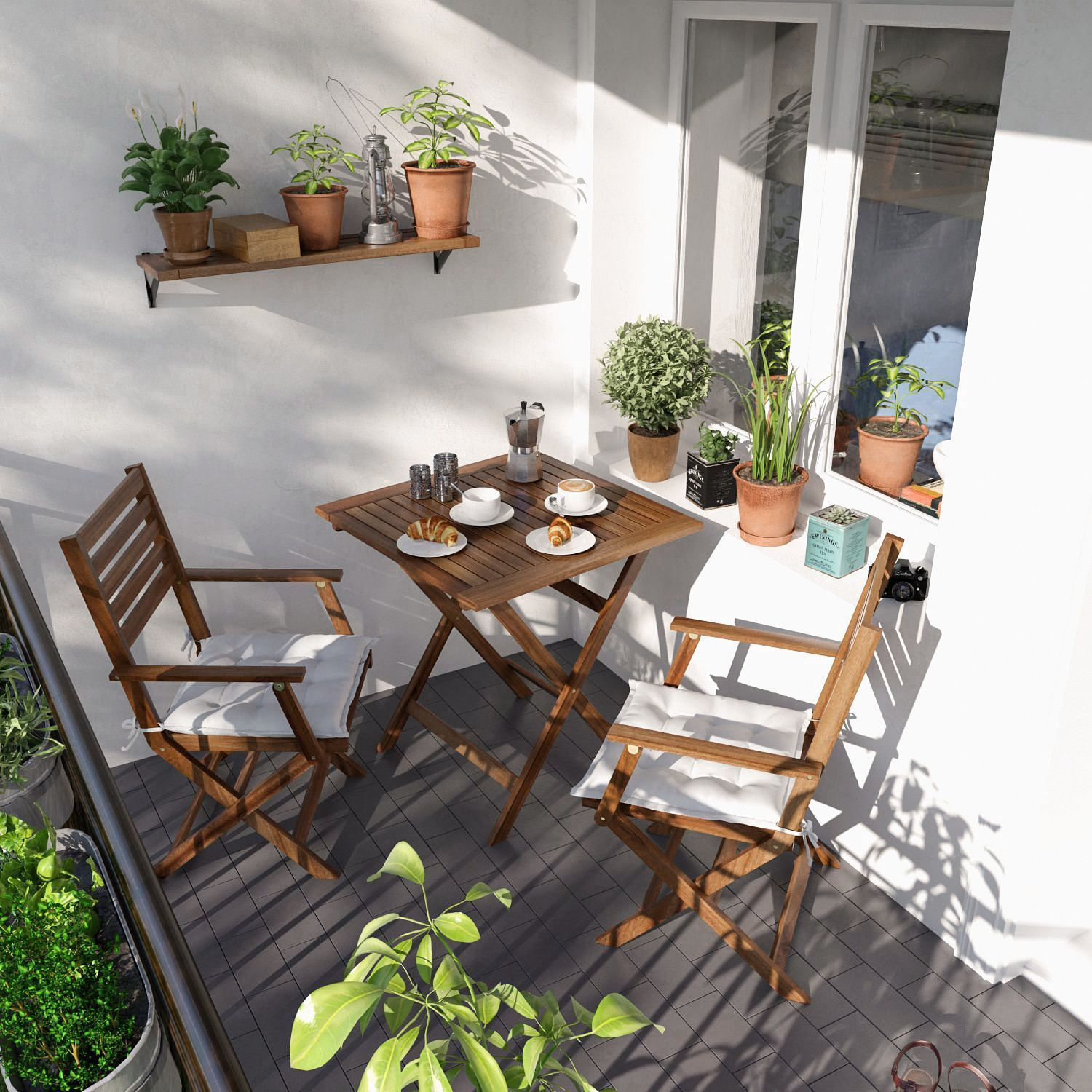 Photo of Klapptisch Mimo #Balcony Garden #Balcony Garden apartment #Balcony Garden ideas …
