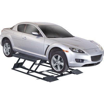 Bend Pak Portable Low Rise Vehicle Lift – 6000-Lb ...