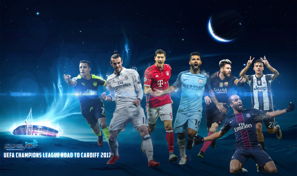 UEFA Champions League Wallpapers 2017 7 # ...