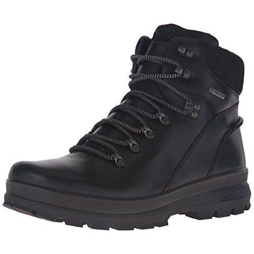 uk availability 600ca 35db0 Adidas AX 2 Mid GTX Boot - Mens Dark Shale  Black  Light Scarlet 9