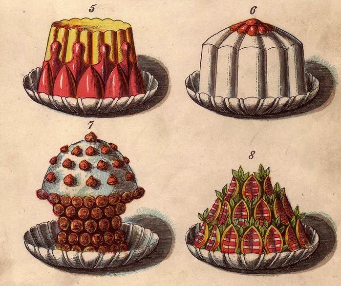 древние торты картинки консоли