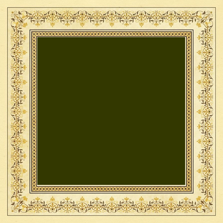 خلفيات صور فارغة للكتابة Frame Border Design Floral Background Back Porch Designs