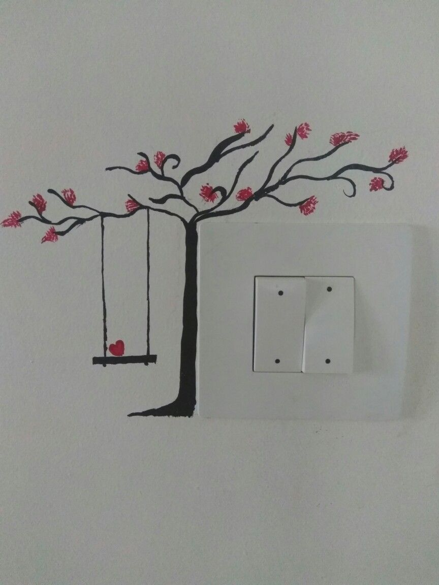 Switchboard art | home decor | Pinterest | Walls, Wall sticker and ...