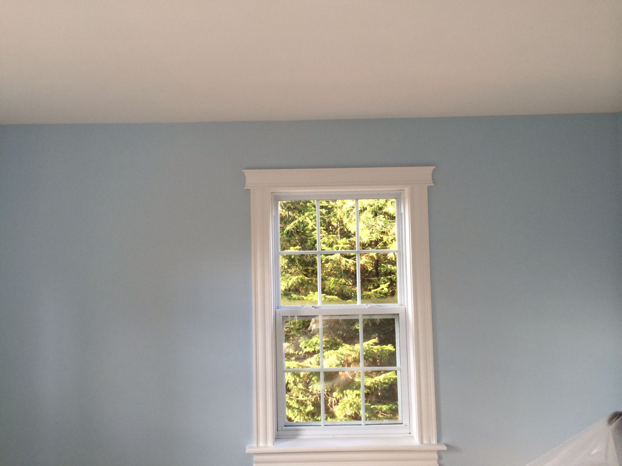 This is the new paint color at the beach Benjamin Moore