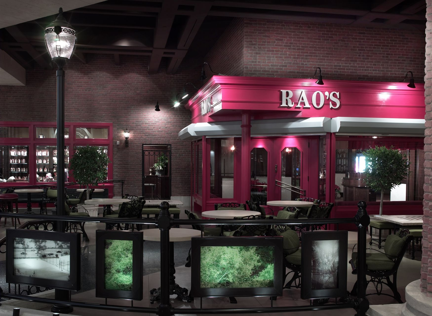 Rao S Italian Restaurant At Caesars Palace