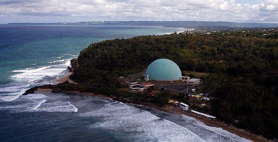 Planta Nuclear Bonus en Rincón.  Nunca abrió pues la fabricaron encima de una falla geológica.