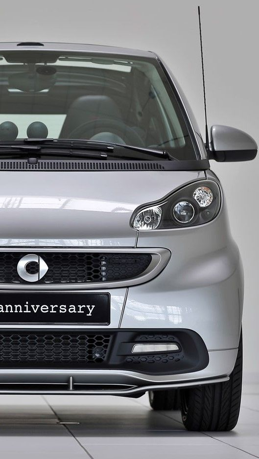 Smart Fortwo Brabus 10th anniversary edition by porqueyosoyfederic.deviantart.com on @DeviantArt