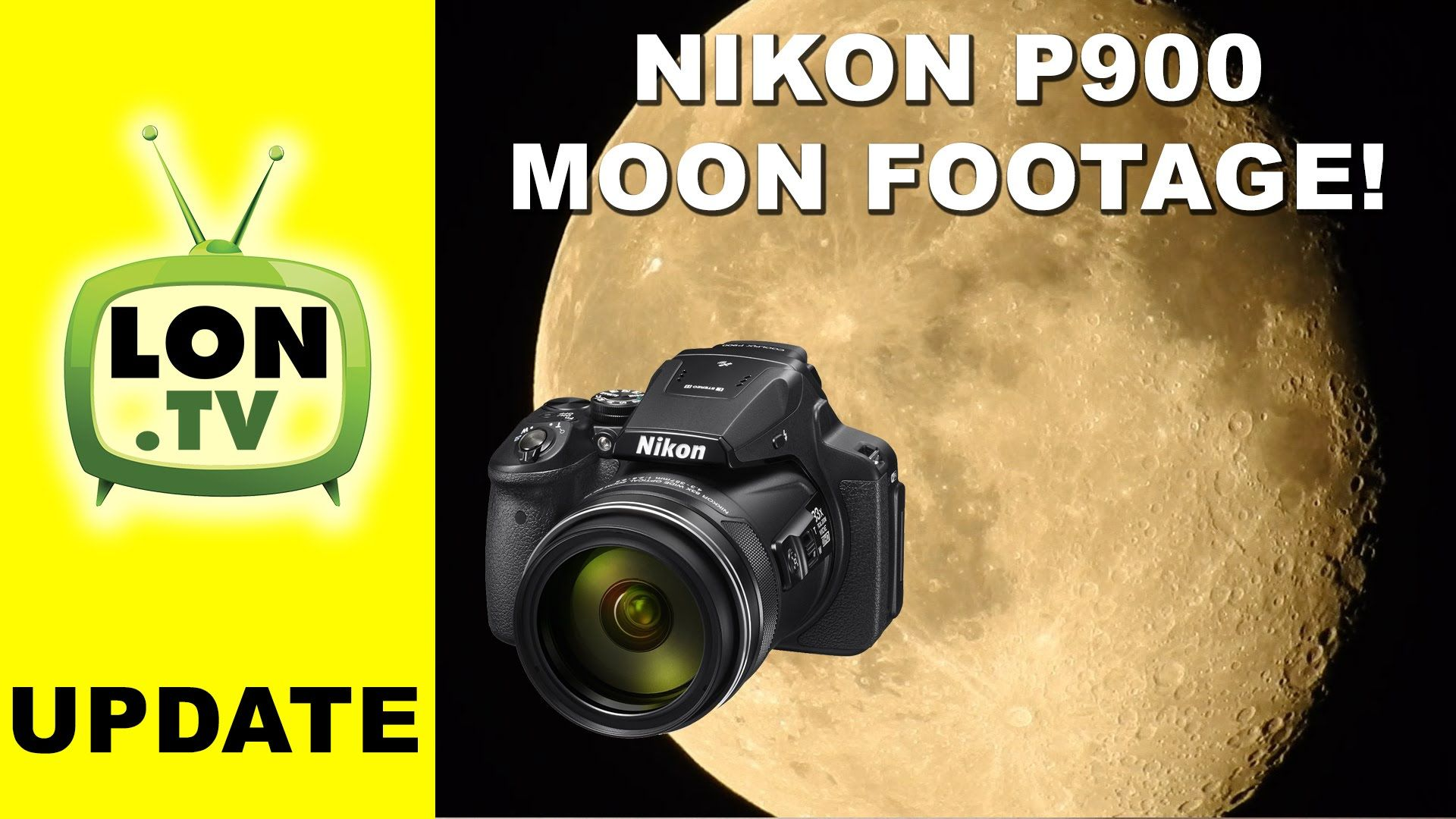 Nikon Coolpix P900 Zoom Is A Telescope Check Out This Moon Detail Nikon Coolpix P900 Nikon Coolpix Nikon P900