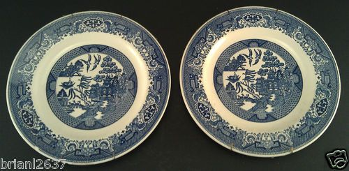 Check eBay Deal of Today. Dinner Plate ... : blue willow dinner plates - pezcame.com