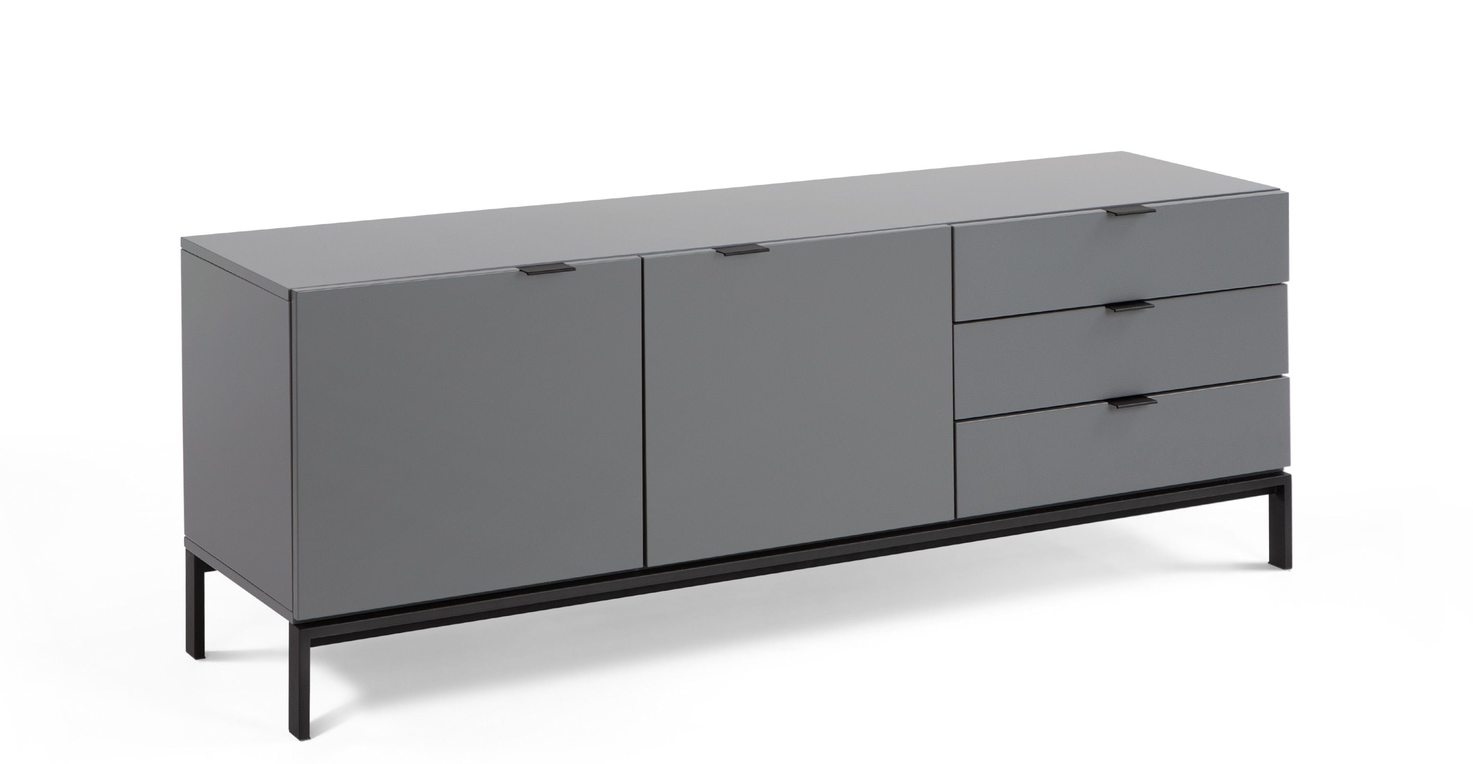 Marcell Sideboard Grey In 2019 Interiors Side Boards