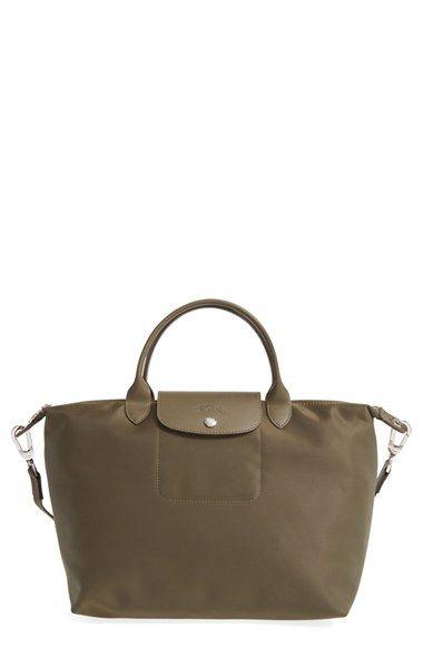 9dbee33cc0fd LONGCHAMP  Medium Le Pliage Neo  Nylon Tote.  longchamp  bags  shoulder  bags  hand bags  nylon  leather  tote