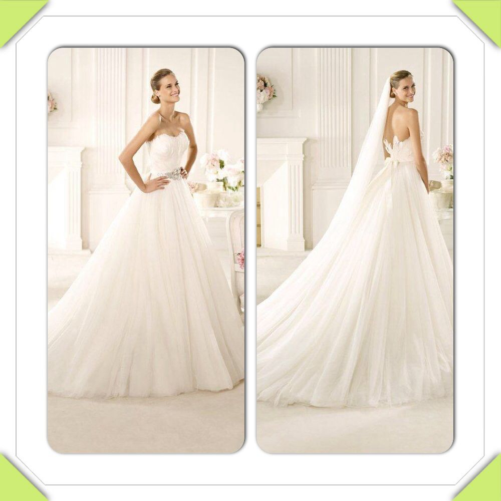 Pronovias primor dress