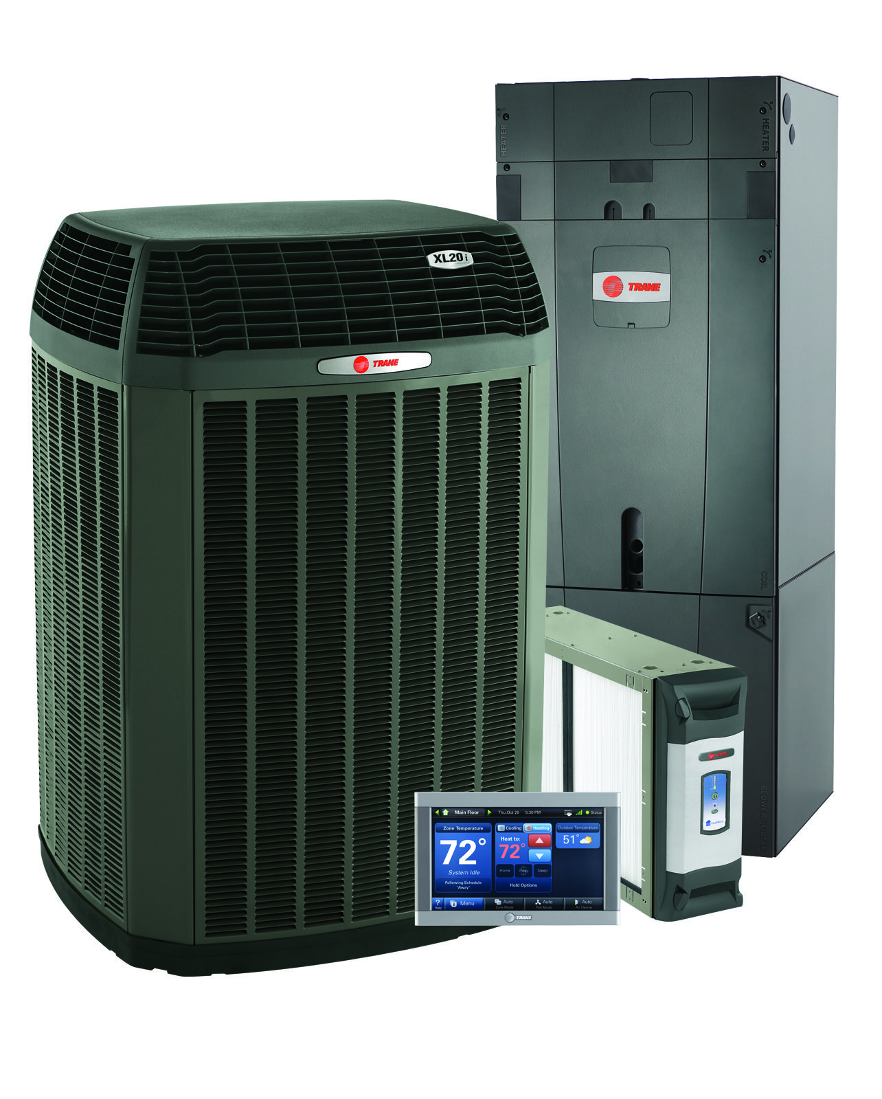 Trane System OCM offers V1_J Furnace installation
