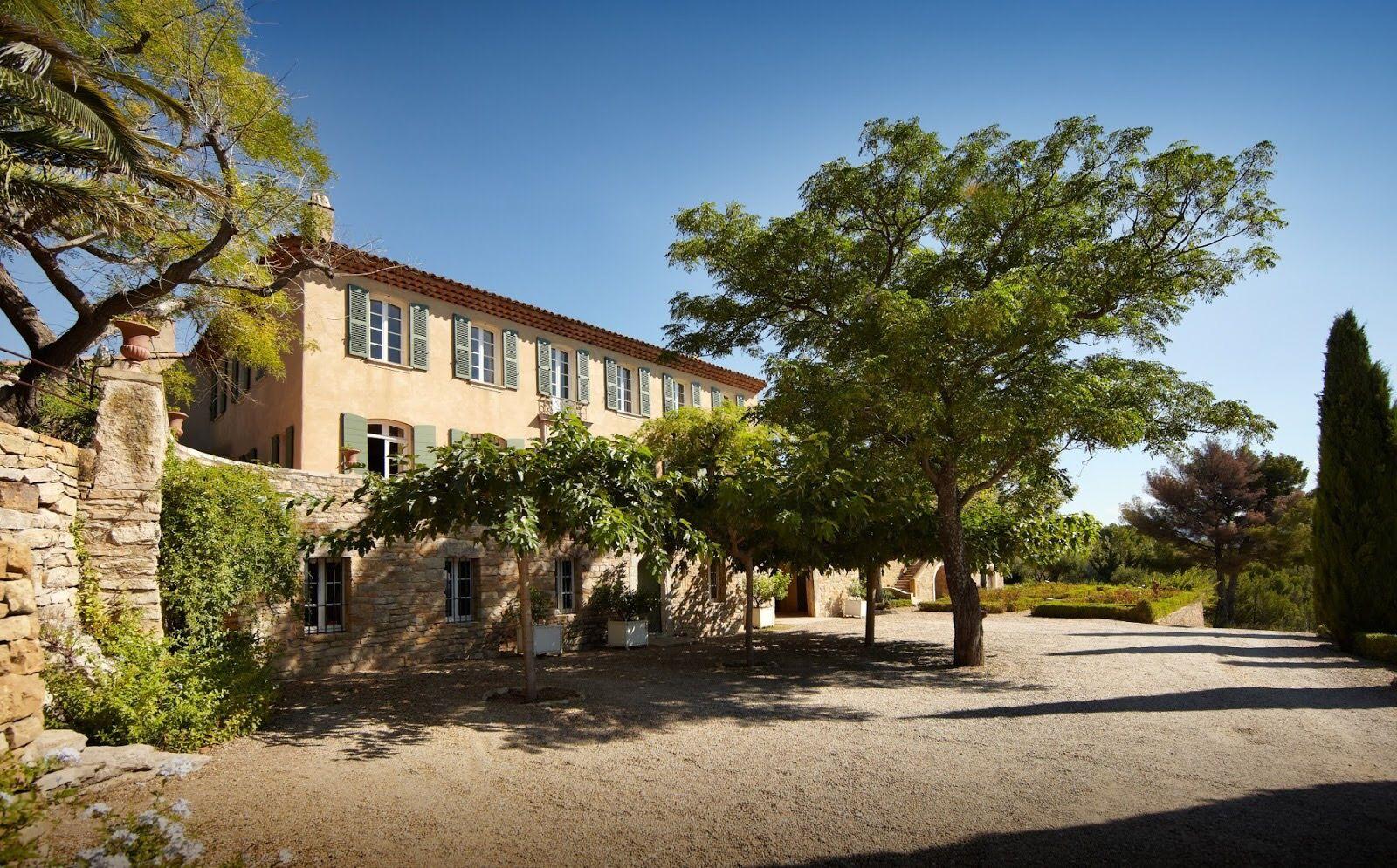 Chateau De Pibarnon Bandol Cote D Azur Var Le Pradet Roquebrune Sur Argens Cogolin