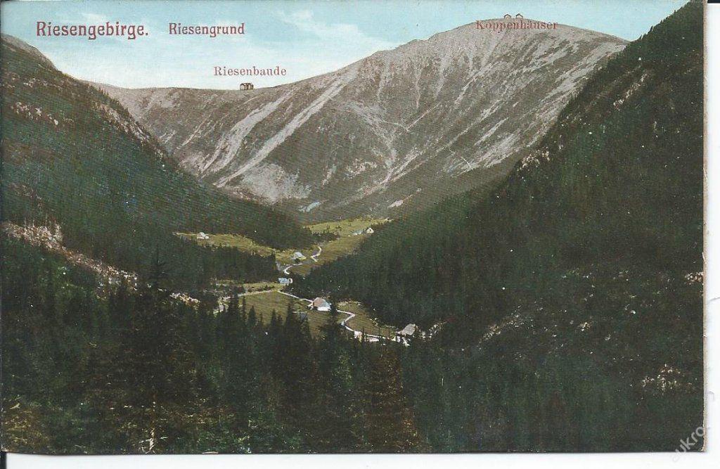 Krkonoše - Obří důl