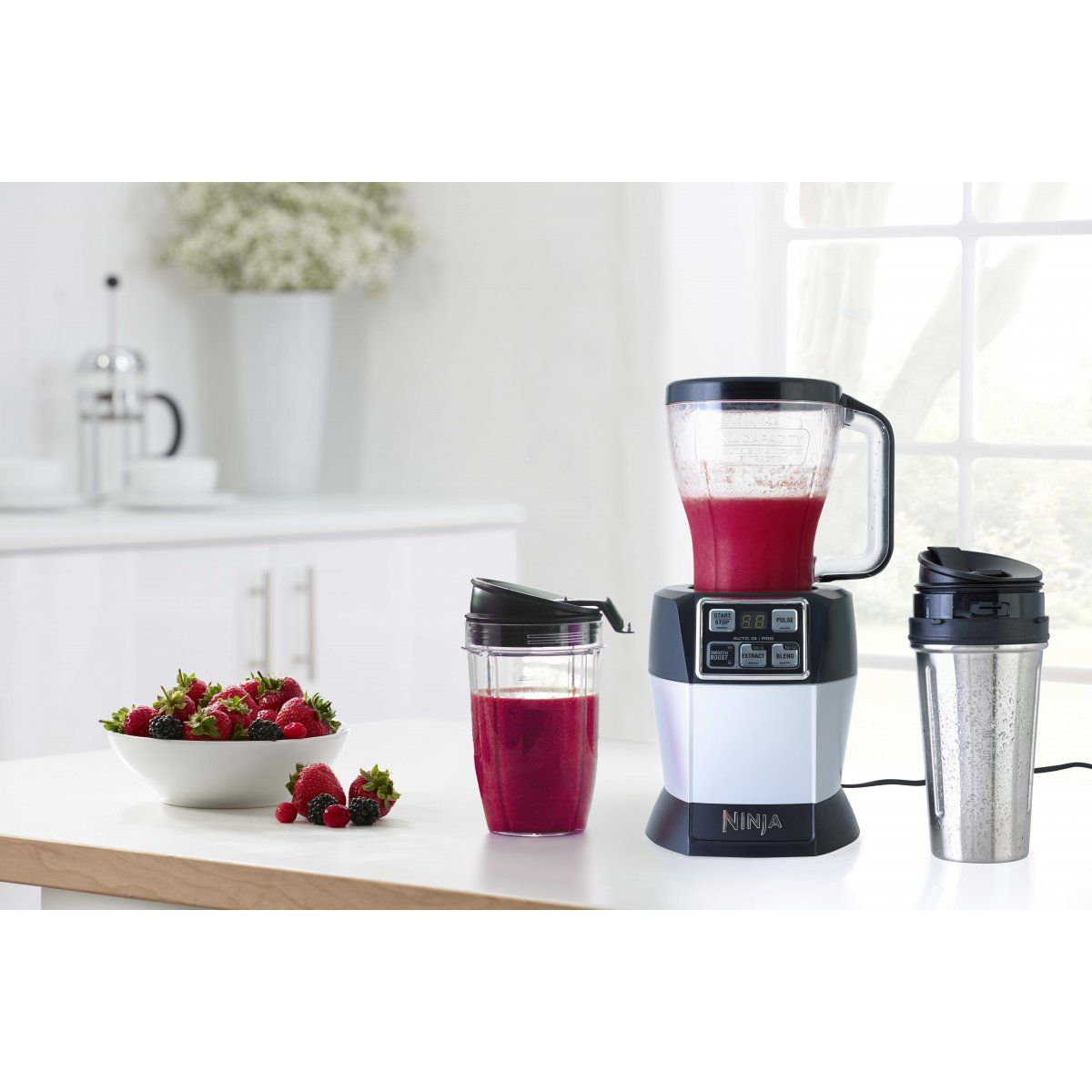 NUTRI NINJA® Pro Complete with Auto-iQ® and Smooth Boost ...