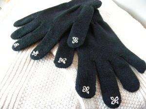Touchscreen Glove Tutorial Gloves Diy Gloves Touch Screen Gloves