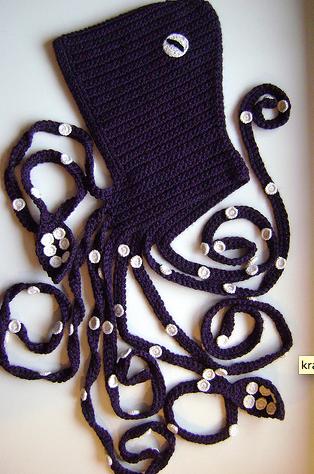 Kraken hat by Moogly!
