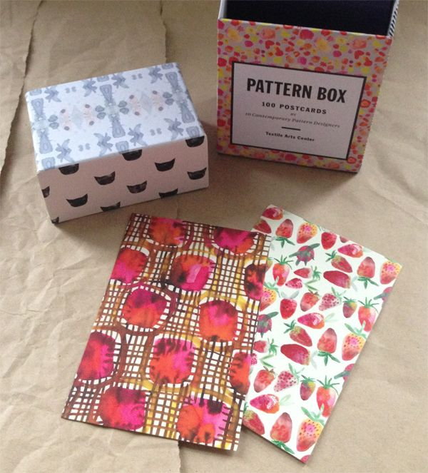 jojotastic // pattern box