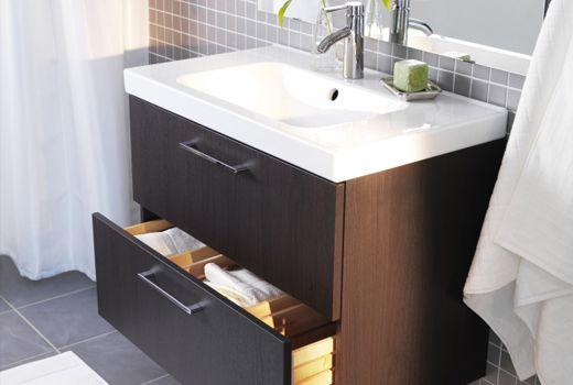 Ordinaire IKEA Bathroom Sink Cabinet