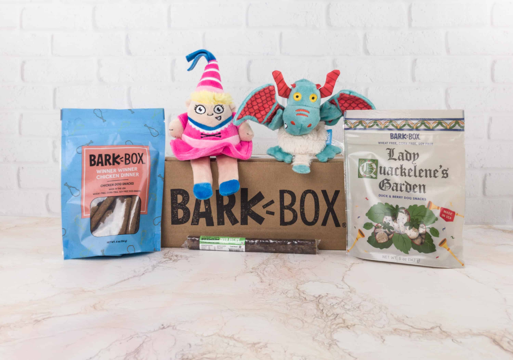 Barkbox Graphic Designer Treat Packaging Google Search In 2020 Bark Box Subscription Box Review Dog Subscription