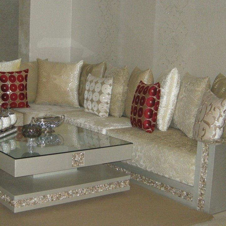 Pin By Souna On Salon Marocain Moderne 20 Moroccan Living Room Home Decor Sofa Design