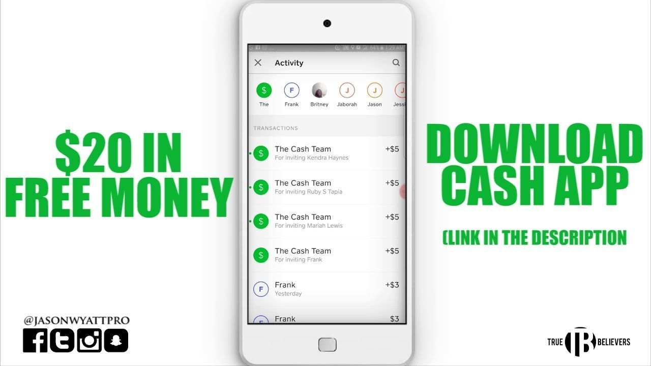 Don T Fall For This Cash App Hack Free Money Free Money Hack Hack Free Money