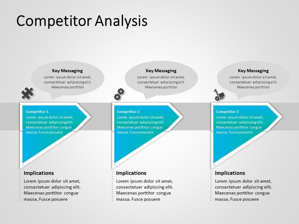 Competitor Analysis Powerpoint Template 16 Competitor Analysis