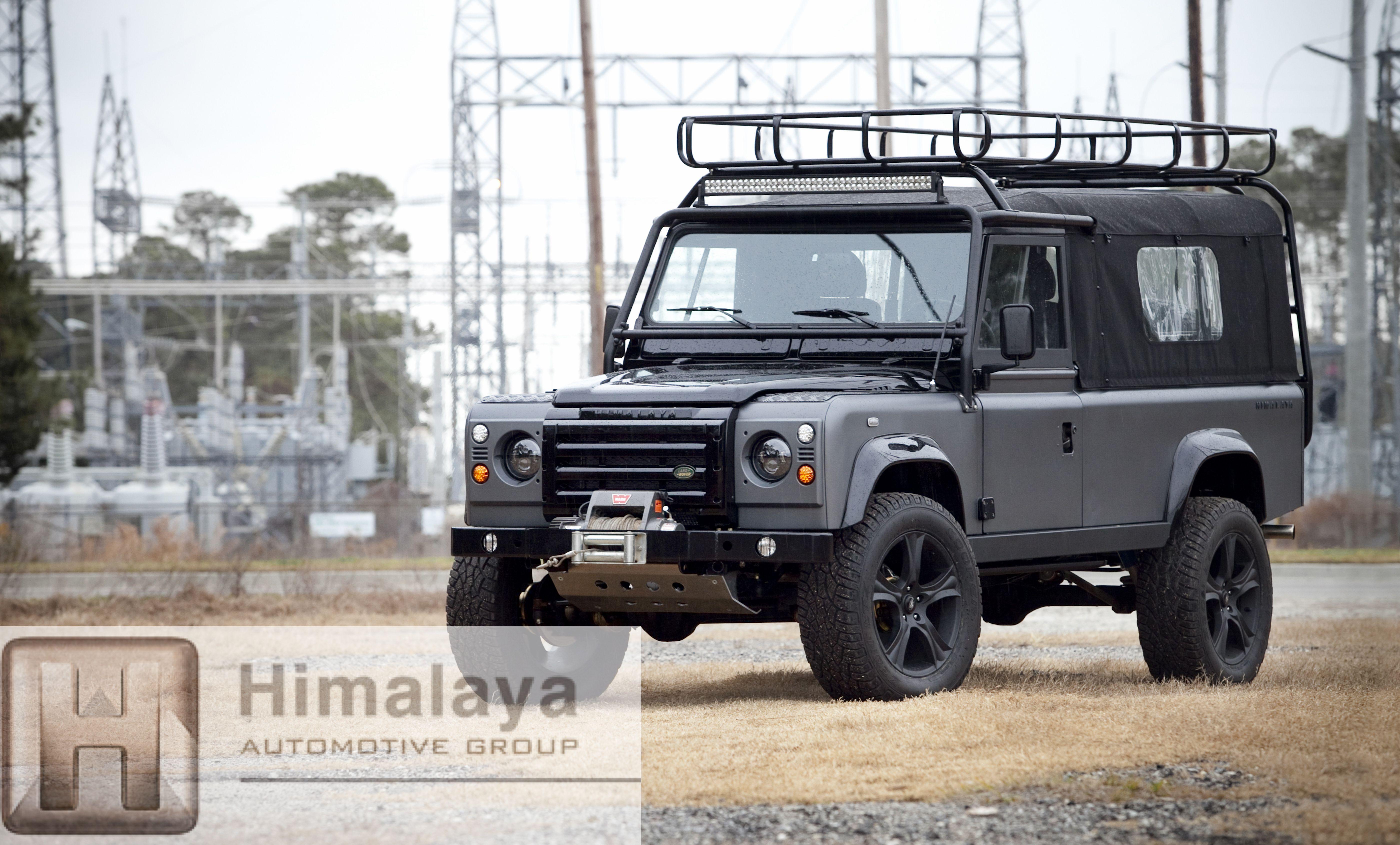Himalaya 4x4 Custom Land Rover Land Rover Land Rover Defender Land Rover Defender 110
