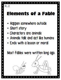 Fable/Fairy Tale/Folktale - Lessons - Tes Teach