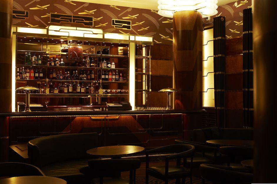 Brasserie Zedel - Bar Americain Image from LondonTown.com | V&B ...