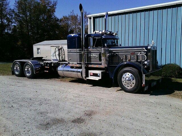 Clean Classic Needle Nose Peterbilt 379 For Sale Trucks Peterbilt For Sale