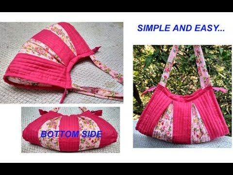 982c59450e44 YouTube. handmade handbags ...