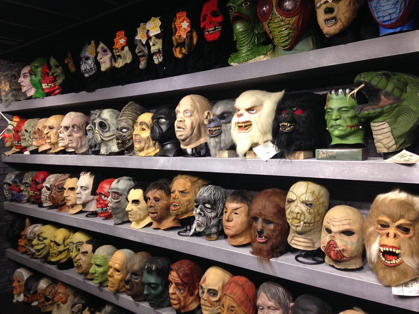 IMG_9443 | Halloween masks and Haunted halloween