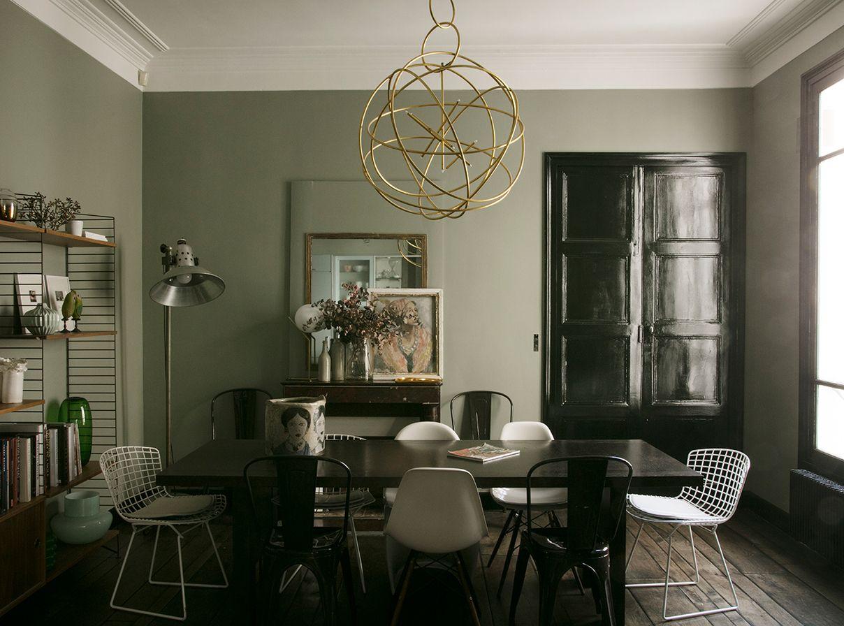 Emma sawko deco interieur appartement parisien d coration for Inspiration deco interieur