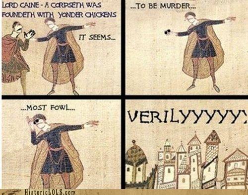 CSI: Medieval