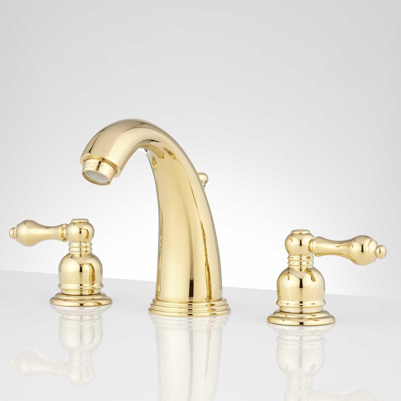 Anton Widespread Bathroom Faucet | Widespread bathroom faucet and ...