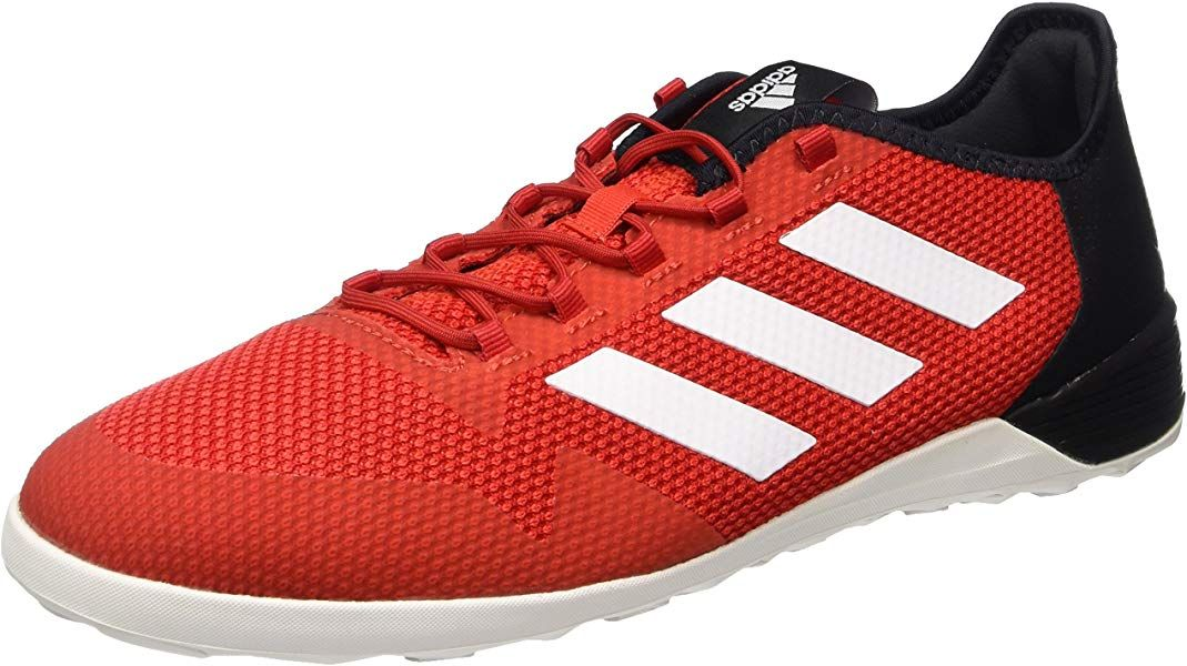 f6d6fbbaced72 adidas Men's Ace Tango 17.2 in Futsal Shoes, Red (Red/ftwr White ...