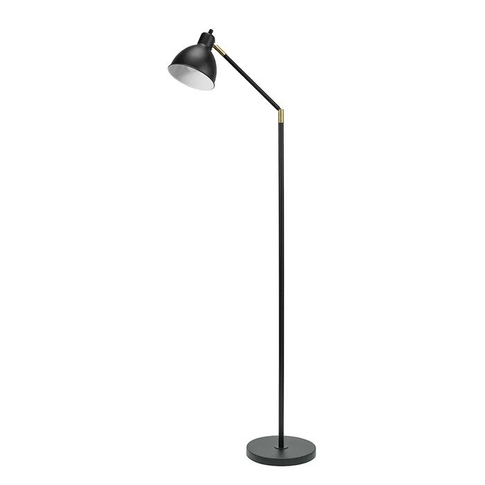 Markey 55 Task Reading Floor Lamp Reading Lamp Floor Floor Lamp Task Floor Lamp