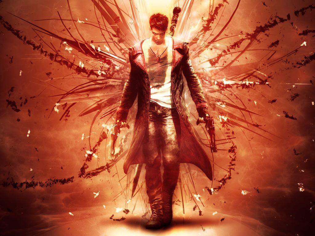Dante Dmc Video Games Devil May Cry Devil Crying