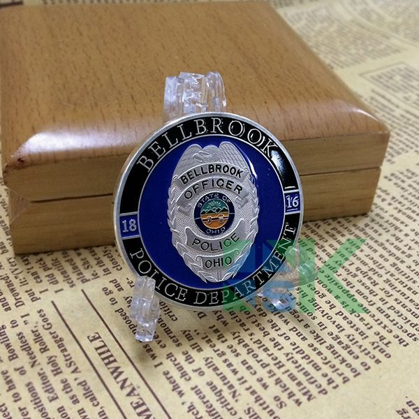 A lot of gift ideas  Coin ideas : This is a police challenge
