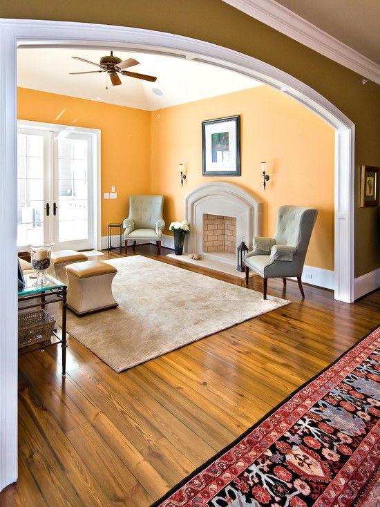 Half wall archway column design pictures remodel decor - Archway designs for interior walls ...