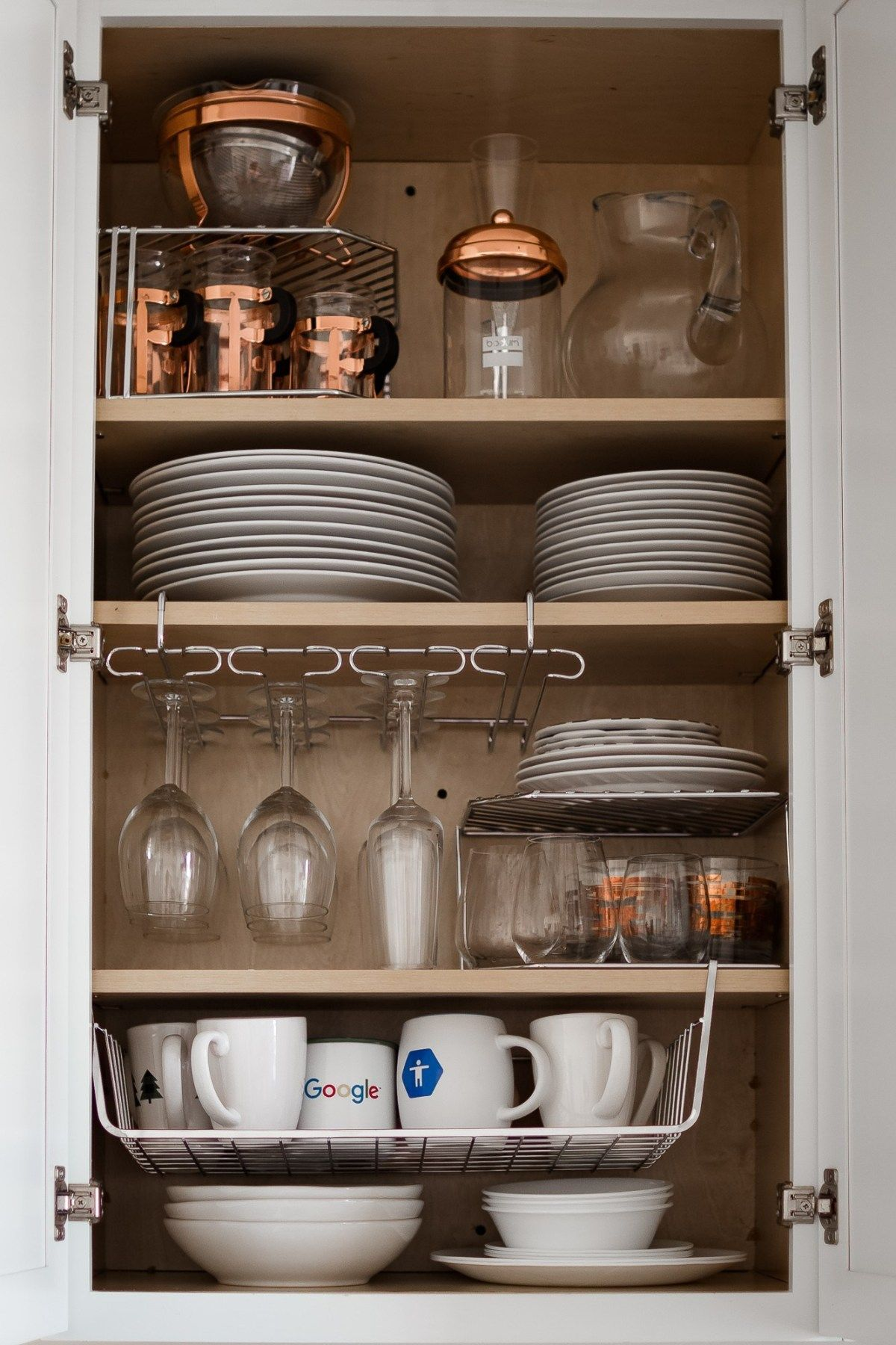How to Organize Your Kitchen and Keep It Decluttered ...